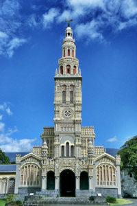 église de Sainte Anne ile de la reunion séjours et circuits