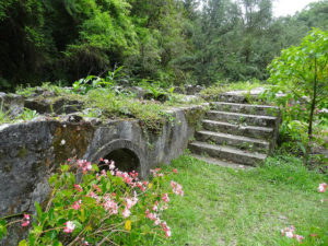 Anciens thermes de Hell Bourg Salazie séjours et cricuits île de la reunion